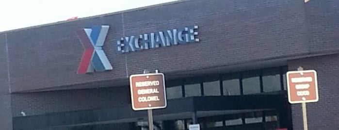 MacDill AFB Exchange is one of All-time favorites in United States.
