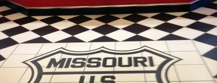 Missouri Route 66 Welcome Center is one of Route 66.