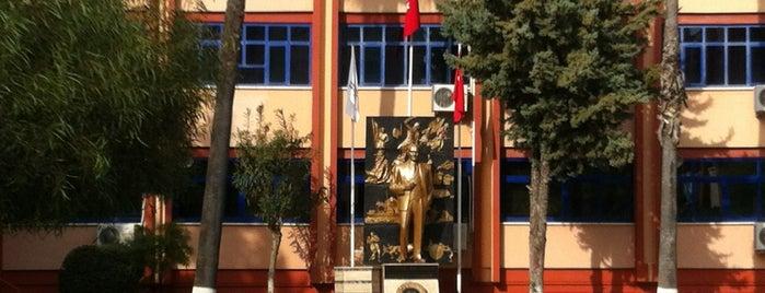 Özel Başkent Okulları is one of Locais salvos de Veysel.