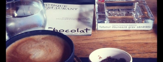 Chocolat is one of Bucuresti.