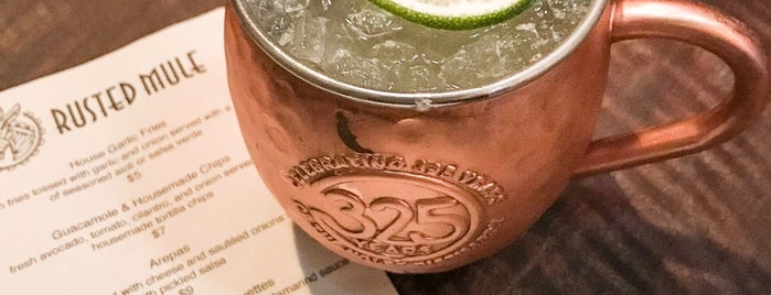 Rusted Mule is one of Places To Try.