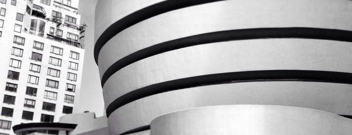 Solomon R Guggenheim Museum is one of New York, New York.