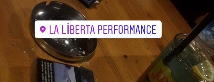 La Liberta | Performance is one of Lieux sauvegardés par Sarper.