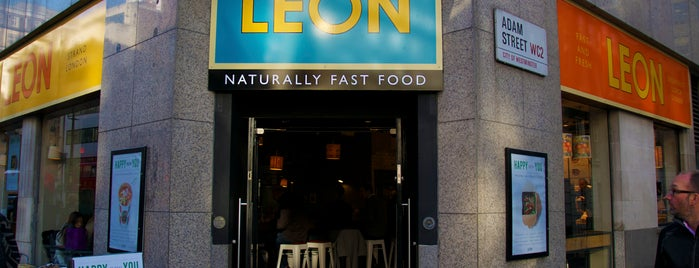 Leon is one of London!.