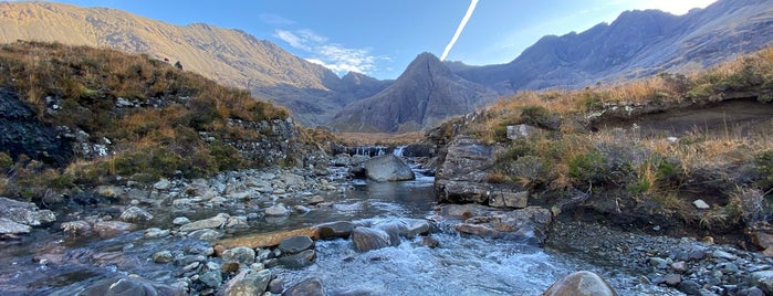 Fairy Pools is one of Scotland.