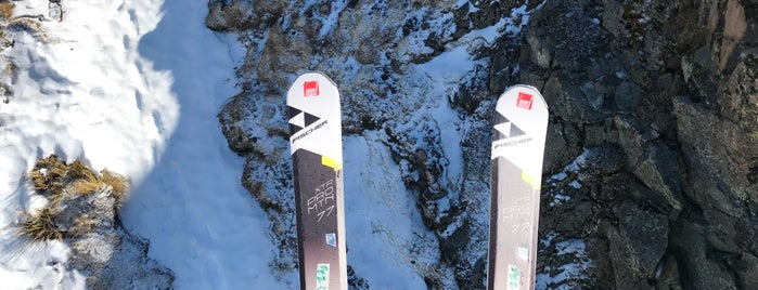 Mt Hutt Ski Area is one of NZ to go.