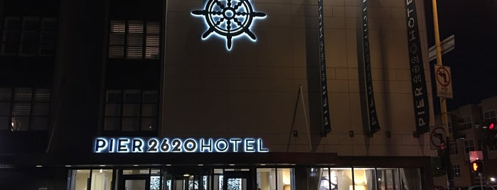 Pier 2620 Hotel is one of Jeanさんのお気に入りスポット.