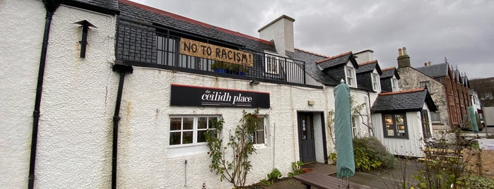 Ceilidh Place is one of Highlands.