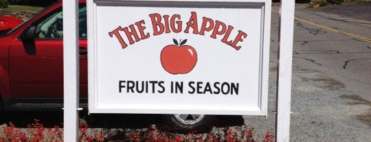 The Big Apple Farm is one of Tips To Add.