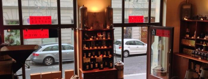 Kaffeerösterei Alt Wien is one of Coffee.
