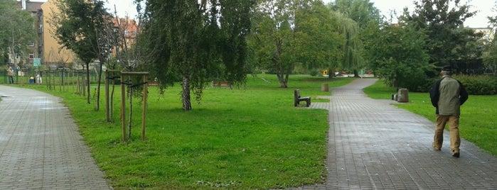 Park Nad Strzyżą is one of Gdansk.