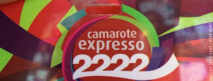 Camarote Expresso 2222 is one of Lieux qui ont plu à Ricardo.