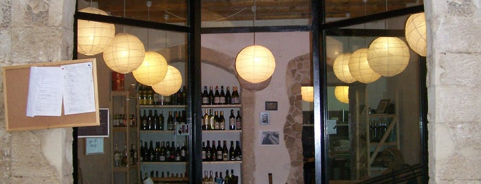 Enoteca a putia delle cose buone is one of Ellenさんのお気に入りスポット.
