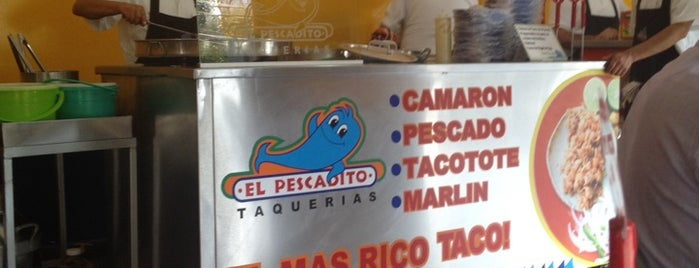 El Pescadito is one of Mexico City.