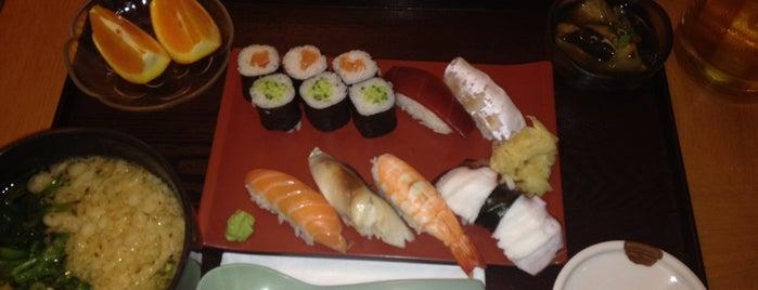 Udonya Japanese Restaurant is one of İstanbul Yeme&İçme Rehberi - 4.