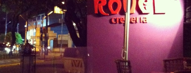 Creperia Rouge is one of Restaurantes Recife.
