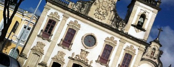Igreja Nossa Senhora do Carmo is one of Isabelle 님이 좋아한 장소.