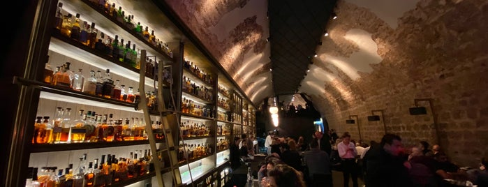 Whiskey Bar & Museum is one of Israel+Egypt.