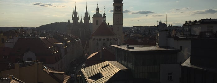 Terasa T-Anker is one of Praha <3.