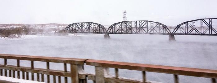 Missouri River Bridge is one of Lieux qui ont plu à Amanda.