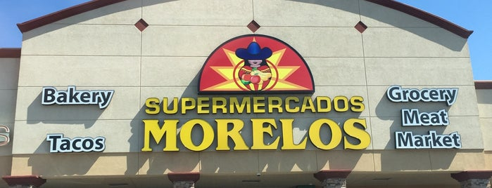 Supermarcados Morelos NW 50th is one of Orte, die Sheila gefallen.
