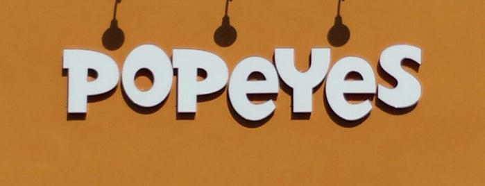 Popeyes Louisiana Kitchen is one of Megan 님이 좋아한 장소.
