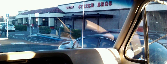 Stater Bros. Markets is one of Ian'ın Beğendiği Mekanlar.