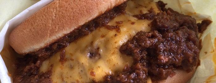Original Tommy's Hamburgers is one of Lugares favoritos de chris.
