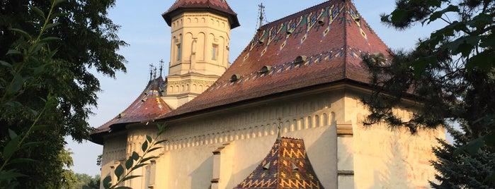 "Manastirea ""Sf. Ioan cel Nou de la Suceava"" is one of UNESCO World Heritage Sites in Eastern Europe."