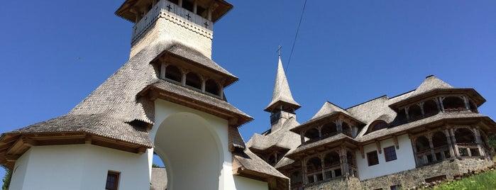 Mânăstirea Botiza is one of UNESCO World Heritage Sites in Eastern Europe.
