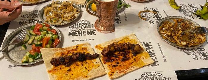 Ciğerci Xale Meheme is one of Yolüstü Lezzet Durakları.