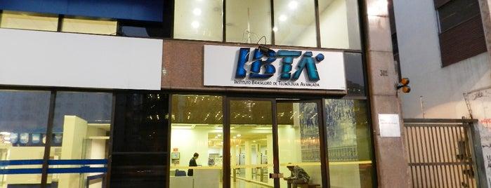 Instituto Brasileiro de Tecnologia Avançada (IBTA) is one of Escolas.