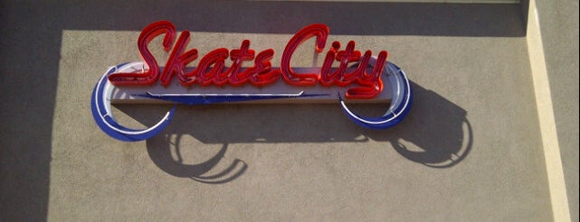 Skate City - Littleton is one of Marie's Liked Places.