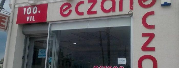 Eczane is one of Bandırma.