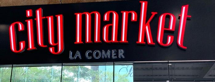 City Market is one of Lugares favoritos de Marco.