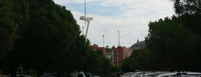 Passeig de la Zona Franca - Llobregat is one of Sitios por los que estar en Barcelona.
