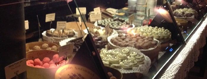 Львівська майстерня шоколаду / Lviv Handmade Chocolate is one of Lugares favoritos de Илья.