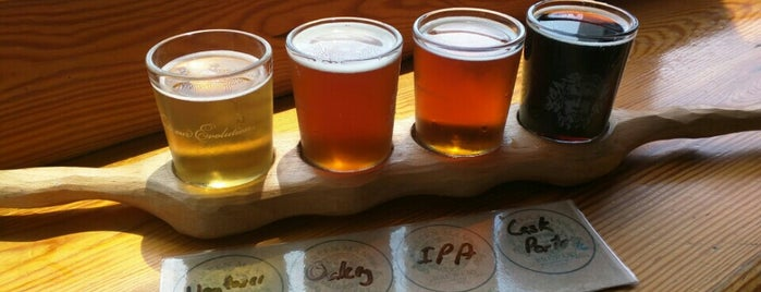 Green Man Brewery is one of Daingerfield/Davenport Wedding in Asheville!.