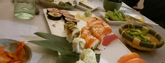 Sticks'n'Sushi is one of London.