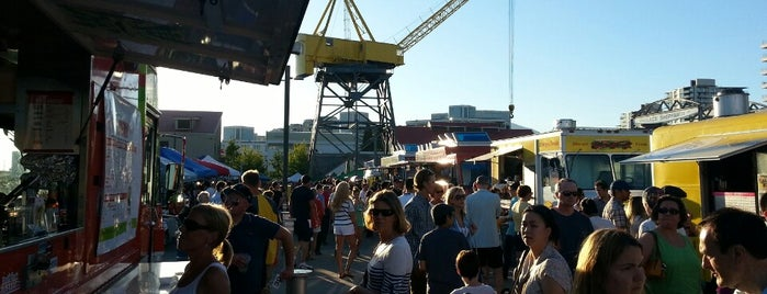 Shipyards Night Market is one of whoop, Vancouver!.
