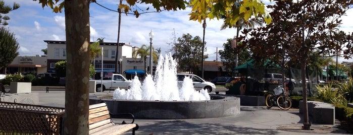 Vernetti Fountain is one of Christiane'nin Kaydettiği Mekanlar.