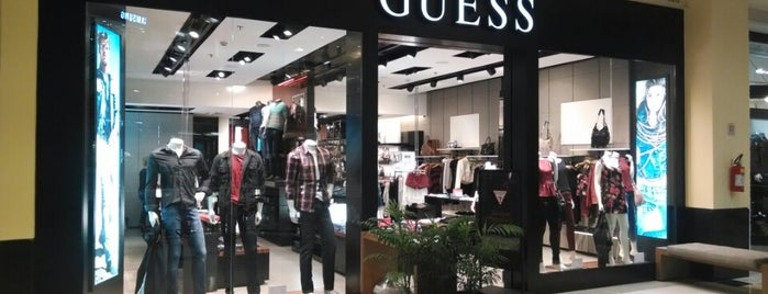 Guess is one of Posti che sono piaciuti a Tuba.