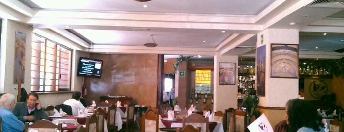 Correo Español is one of Los mejores restaurantes de Mexico.
