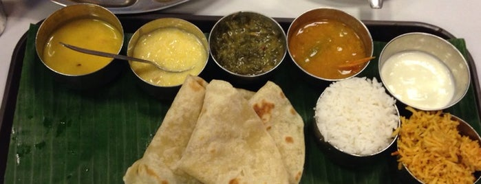 Madras New Woodlands Restaurant is one of Vegan and Vegetarian.