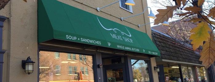 Saint Paul Meat Shop is one of Lieux qui ont plu à Jordan.