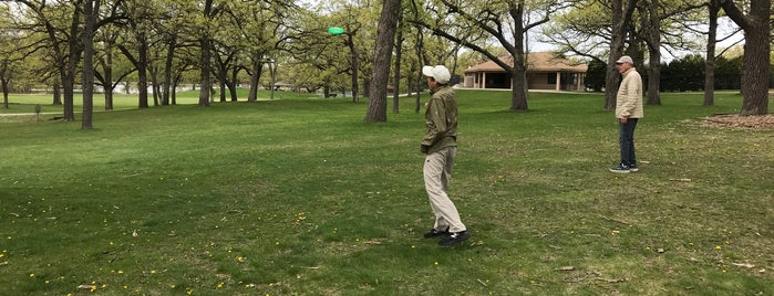 Kenneth Rosland Disc Golf Course is one of Twin Cities Disc Golf Courses.