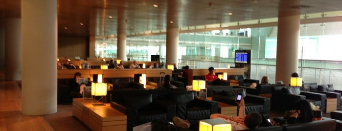 Iberia VIP Lounge is one of Javierさんのお気に入りスポット.