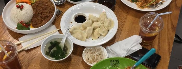 Bang Bang Oriental Food Hall is one of Mark K'ın Beğendiği Mekanlar.