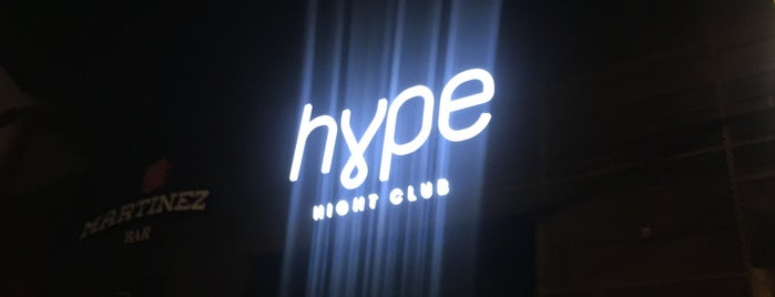 Hype is one of Belgrad.