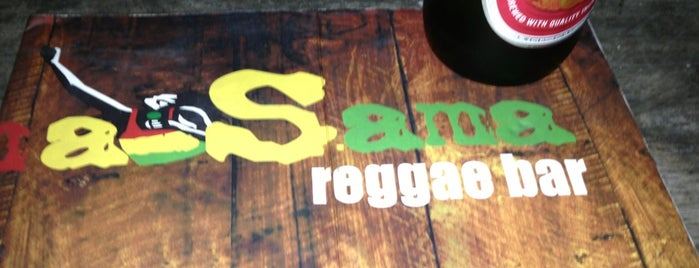 Sama Sama Reggae Bar is one of Patricio 님이 좋아한 장소.